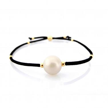 Bracelet perle de culture