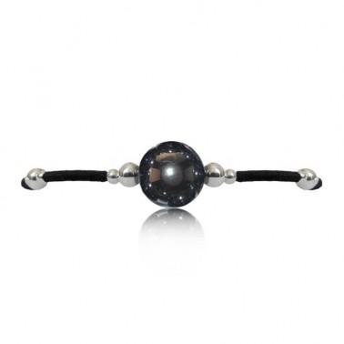 Bracelet pierre + argent 925