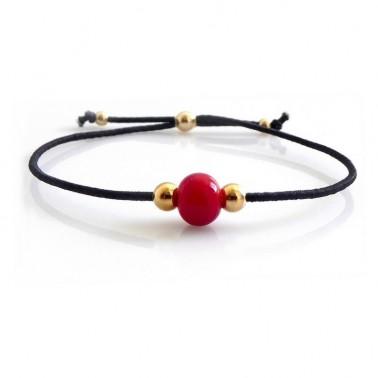 Bracelet rouge