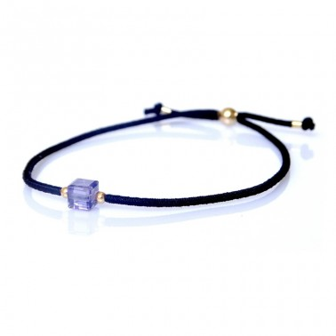 Bracelet cube swarovski