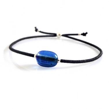 Bracelet bleus océan