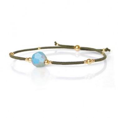 Bracelet cristal jade