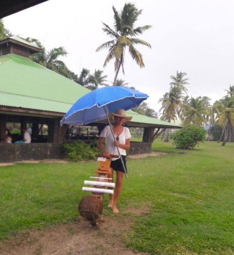 Ma petite boutique BananaBijoux de la plage